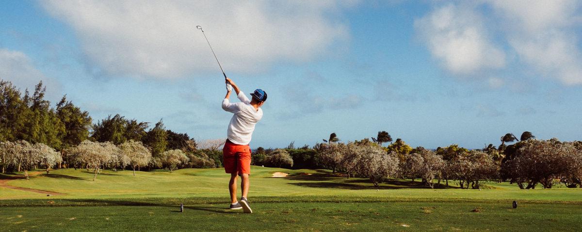 golf afbudsrejse
