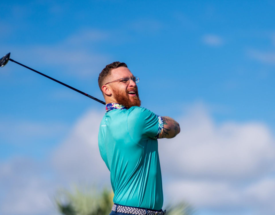 golf form